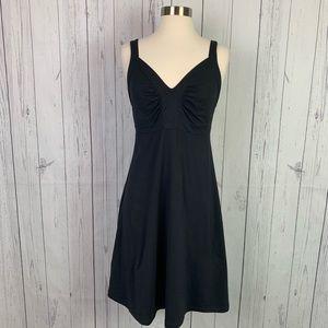 Patagonia | black athletic dress